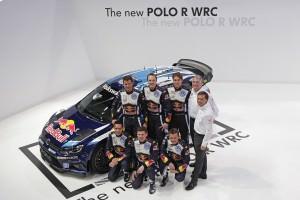 WRC Kick-off 2015