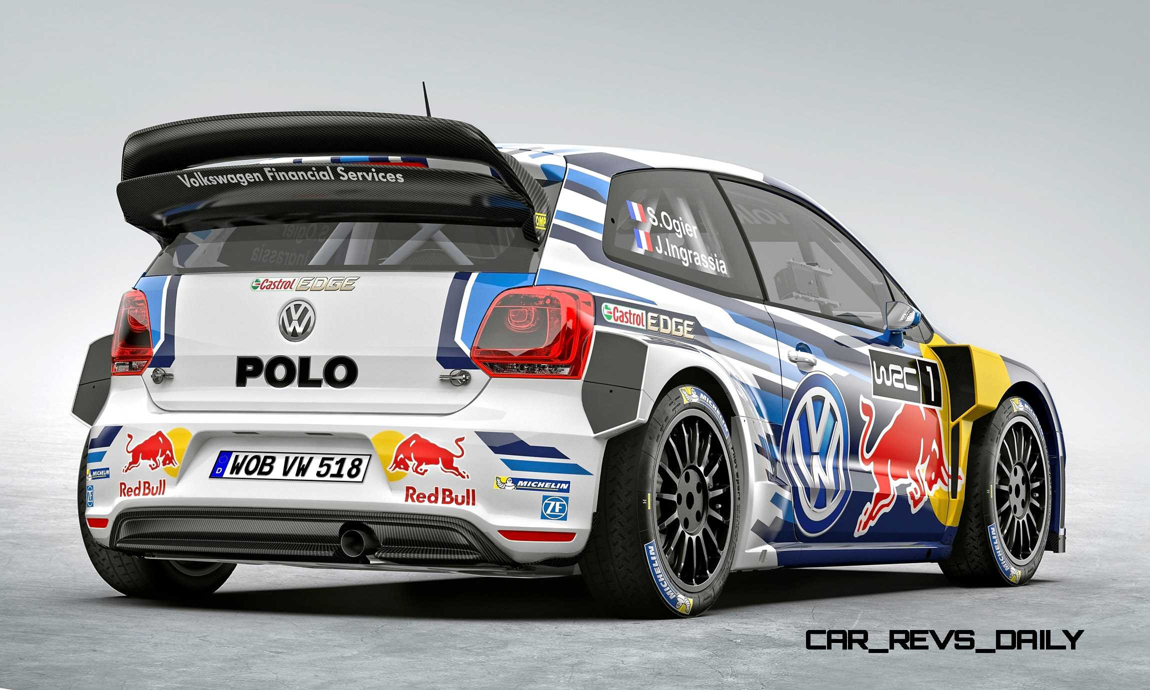 2015 volkswagen polo r wrc is packing 318hp for monte carlo season opener car revs. Black Bedroom Furniture Sets. Home Design Ideas