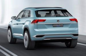 2015 Volkswagen Cross Coupe GTE 11