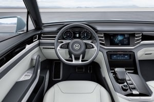 2015 Volkswagen Cross Coupe GTE 12