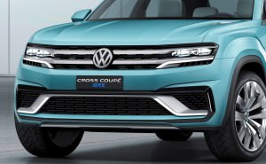 2015 Volkswagen Cross Coupe GTE 15