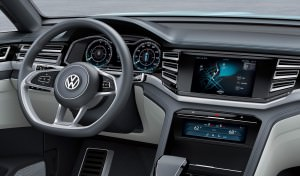 2015 Volkswagen Cross Coupe GTE 16