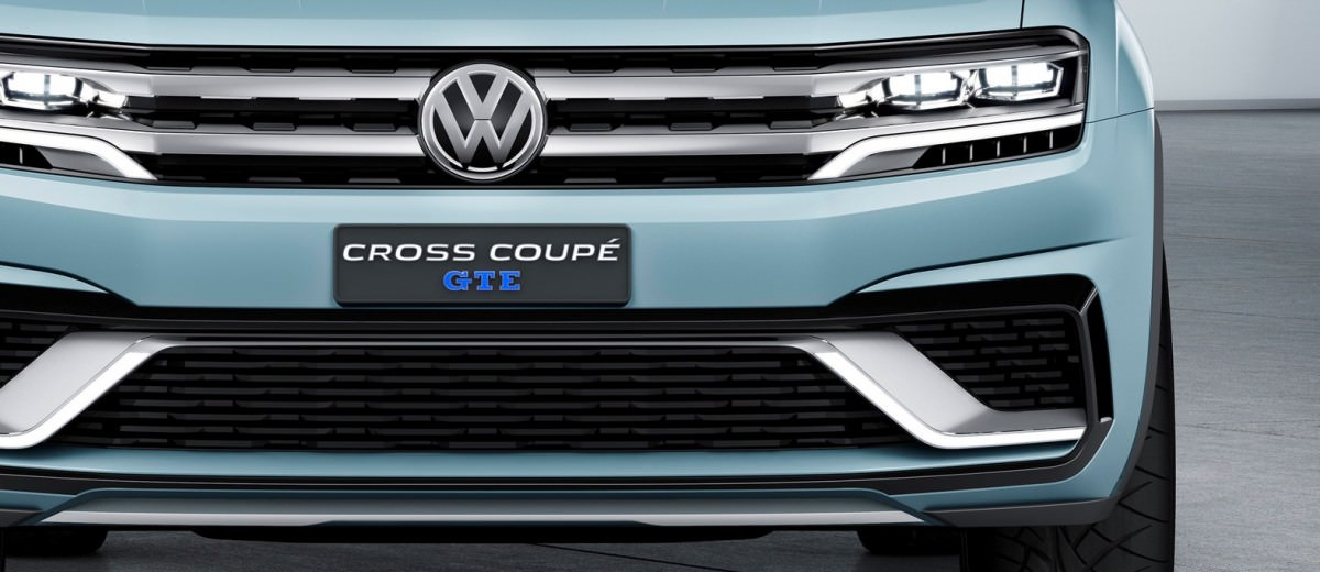 2015 Volkswagen Cross Coupe GTE 17