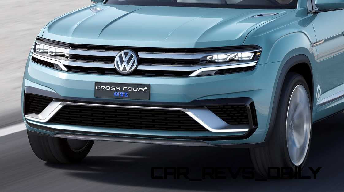 2015 Volkswagen Cross Coupe GTE 18