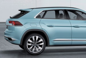2015 Volkswagen Cross Coupe GTE 19