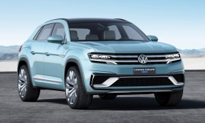 2015 Volkswagen Cross Coupe GTE 2