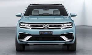 2015 Volkswagen Cross Coupe GTE 3