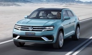 2015 Volkswagen Cross Coupe GTE 5