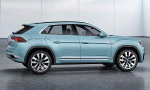 2015 Volkswagen Cross Coupe GTE 6