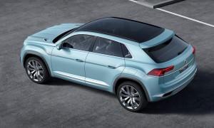 2015 Volkswagen Cross Coupe GTE 7