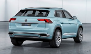 2015 Volkswagen Cross Coupe GTE 8