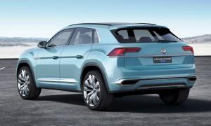 2015 Volkswagen Cross Coupe GTE 9