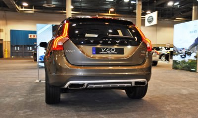 2015 Volvo V60 Cross Country 12
