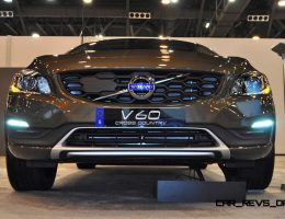 2015 Volvo V60 Cross Country – Updated With 20 New, Real-Life Photos from Houston