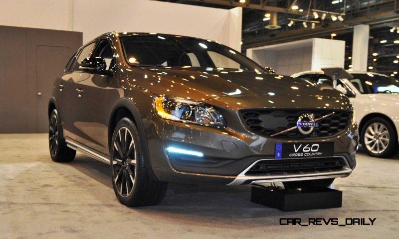2015 Volvo V60 Cross Country 2