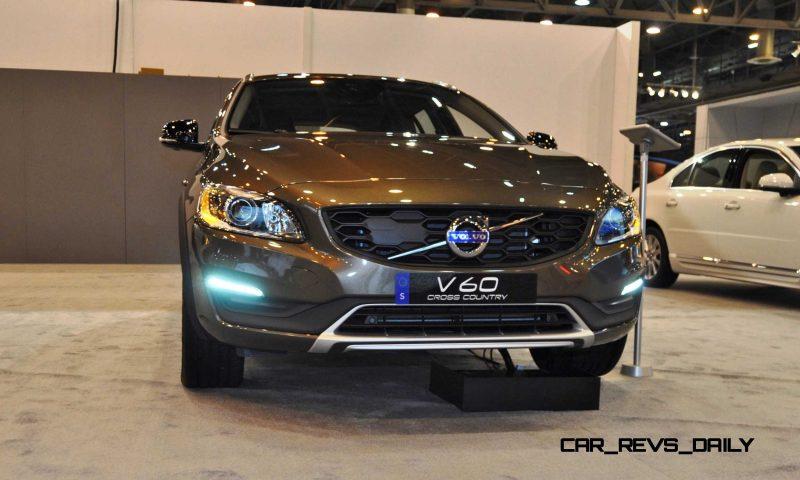 2015 Volvo V60 Cross Country 4