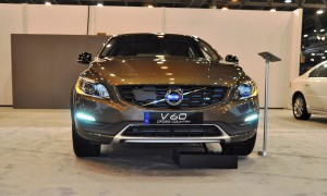 2015 Volvo V60 Cross Country 5