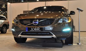 2015 Volvo V60 Cross Country 7