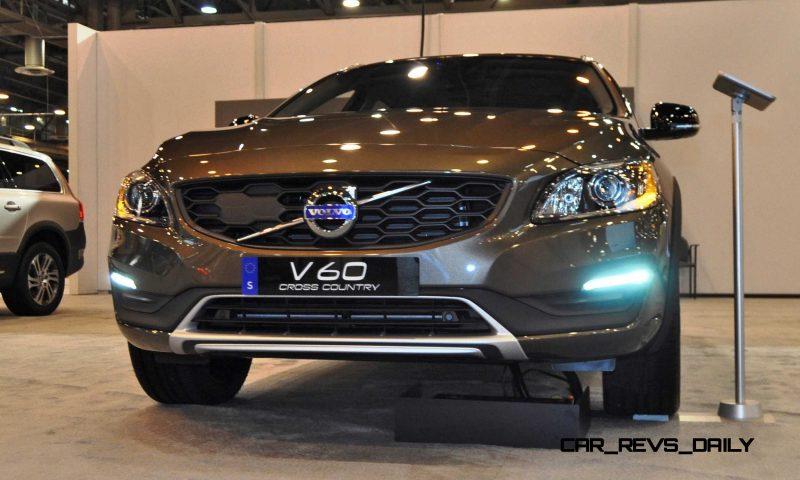 2015 Volvo V60 Cross Country 7