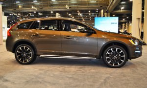 2015 Volvo V60 Cross Country 8