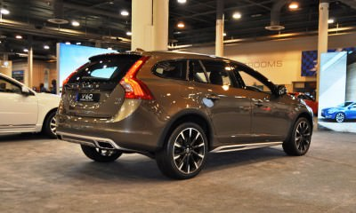 2015 Volvo V60 Cross Country 9