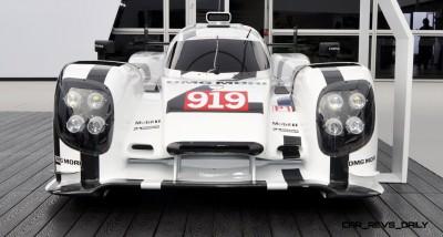 2015 vs 2014 Porsche 919 Hybrid - LMP1 Racers Compared 10