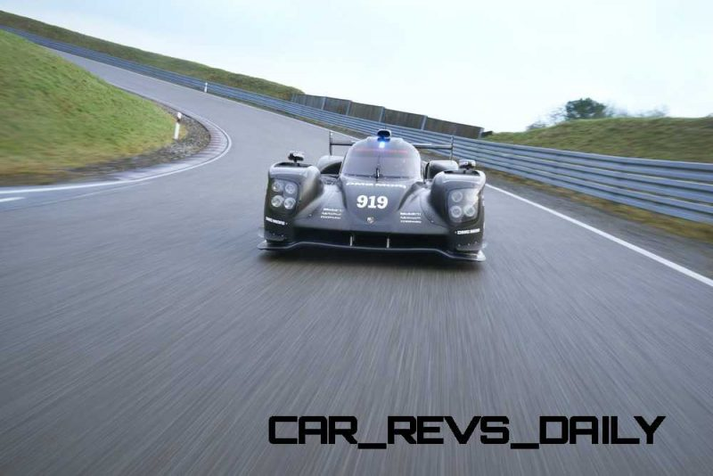 2015 vs 2014 Porsche 919 Hybrid - LMP1 Racers Compared 12