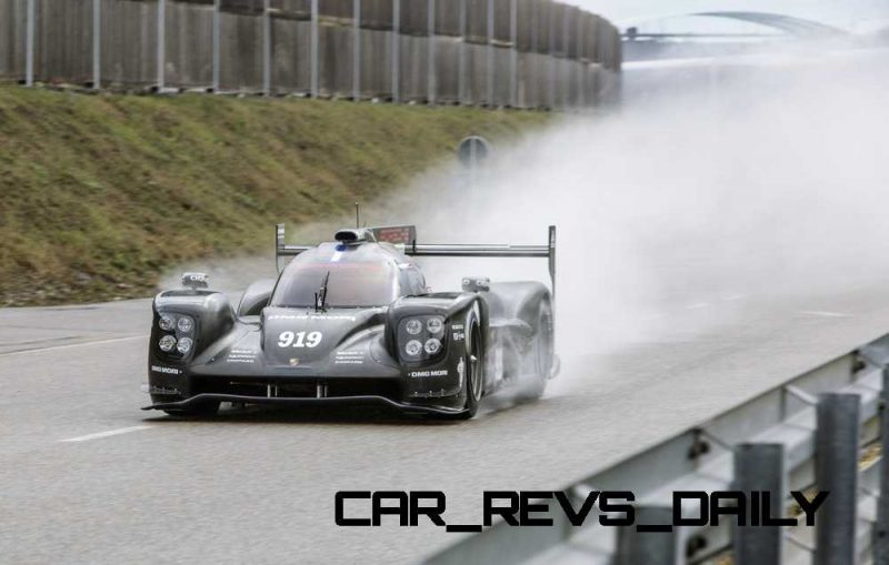 2015 vs 2014 Porsche 919 Hybrid - LMP1 Racers Compared 13