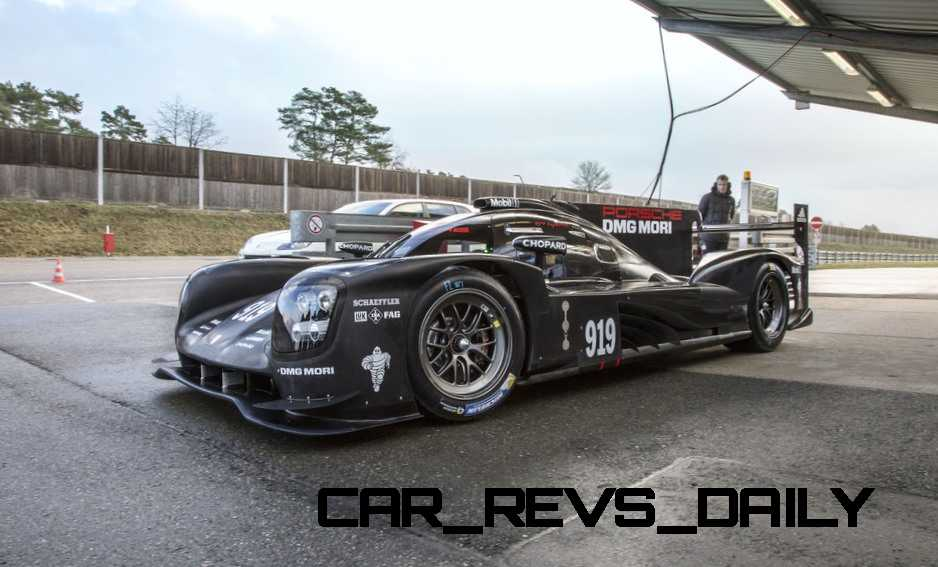 2015 vs 2014 Porsche 919 Hybrid - LMP1 Racers Compared 15