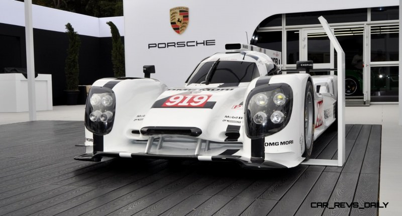 2015 vs 2014 Porsche 919 Hybrid - LMP1 Racers Compared 9