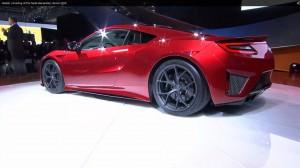 2016 Acura NSX World Premier 1