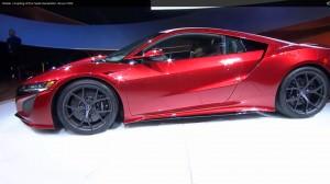 2016 Acura NSX World Premier 10
