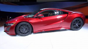 2016 Acura NSX World Premier 11