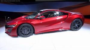 2016 Acura NSX World Premier 12