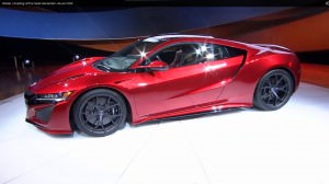 2016 Acura NSX World Premier 13