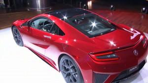 2016 Acura NSX World Premier 16