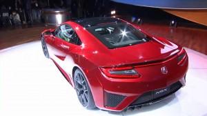 2016 Acura NSX World Premier 18