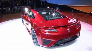 2016 Acura NSX World Premier 19