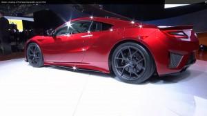 2016 Acura NSX World Premier 2