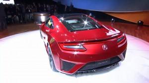 2016 Acura NSX World Premier 20