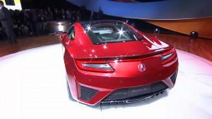 2016 Acura NSX World Premier 21