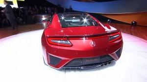 2016 Acura NSX World Premier 22