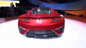 2016 Acura NSX World Premier 24