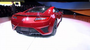 2016 Acura NSX World Premier 26