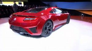 2016 Acura NSX World Premier 28