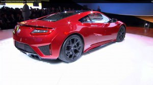 2016 Acura NSX World Premier 29