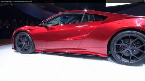 2016 Acura NSX World Premier 3