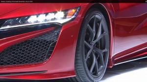 2016 Acura NSX World Premier 32