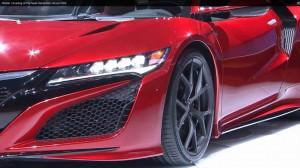 2016 Acura NSX World Premier 34