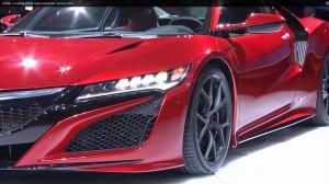2016 Acura NSX World Premier 35